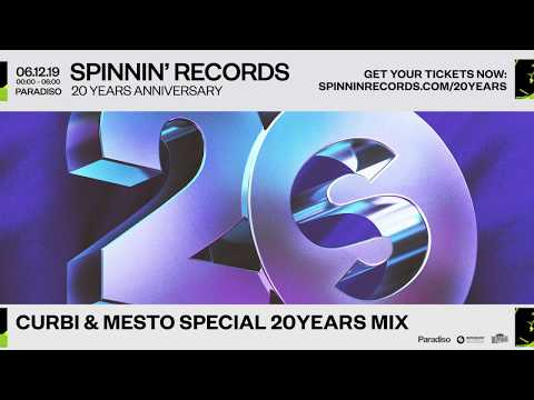 Curbi & Mesto Special 20Years Mix | Spinnin' Records Anniversary - UCpDJl2EmP7Oh90Vylx0dZtA