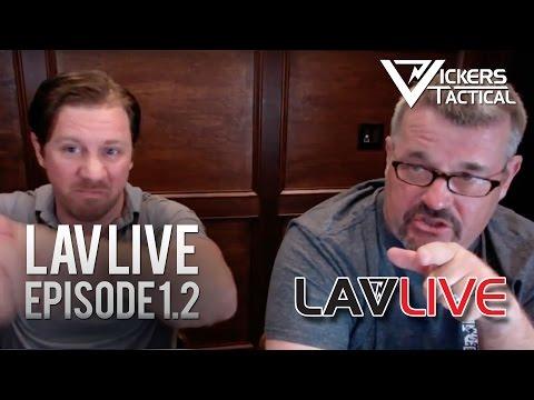LAV LIVE Episode 1 - Pt. 2 w/ Tyler Grey