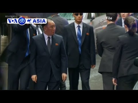 Các quan chức Triều Tiên có thể sắp tới Mỹ (VOA)