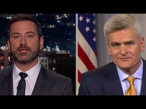 Jimmy Kimmel BLASTS Politicians In Healthcare Debate | What's Trending Now!
