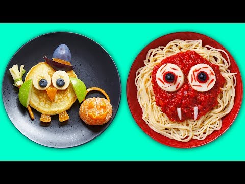 18 CUTE HALLOWEEN FOOD IDEAS YOUR KID WILL LOVE