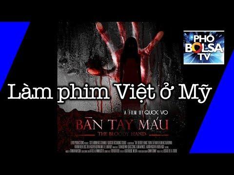 Làm phim Việt ở Mỹ: Gặp nhóm làm phim kinh dị