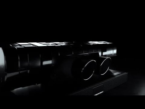 The new Porsche 911 Soundbar Black Edition
