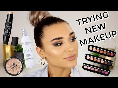TRYING NEW MAKEUP | (Finding AMAZING Products)