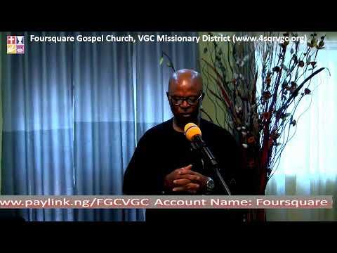Sunday Worship Service April 19, 2020