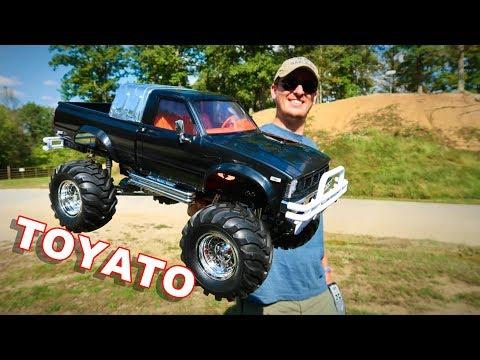 TOYATO Updates & Impressions 4X4 Pickup Truck - HG P407 RC Crawler - TheRcSaylors - UCYWhRC3xtD_acDIZdr53huA