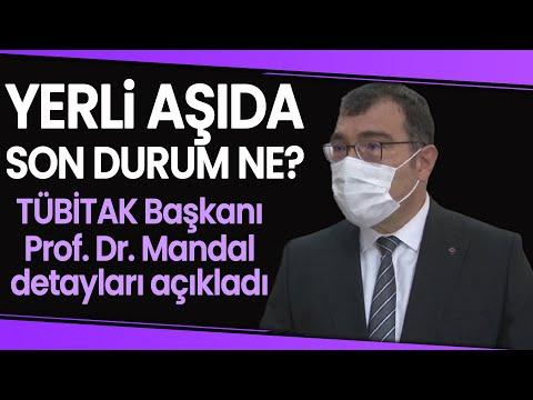 """Prof. Dr. Hasan Mandal """"Yerli Aşıda Şu Ana Kadar Bir Yan Etki Gözükmedi"""""""