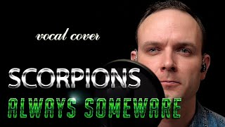 Always somewhere  (vocal cover)