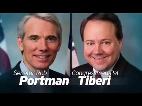 Support for Sen. Rob Portman (R-OH) and Rep. Tiberi (R-OH-12)