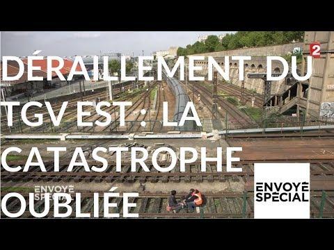Nouvel Ordre Mondial - Envoyé spécial. Déraillement du TGV Est : la catastrophe oubliée - 9 nov. 2017 (France 2)