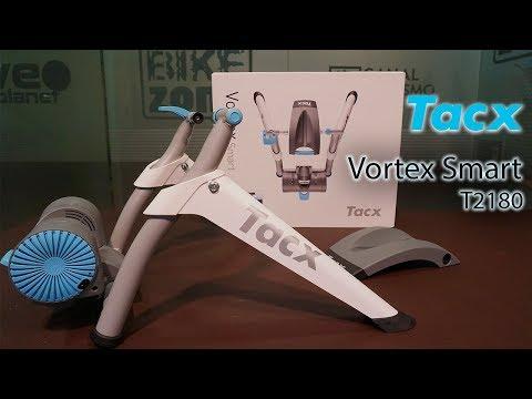 Al mal tiempo, buena cara con el rodillo TACX Vortex Smart