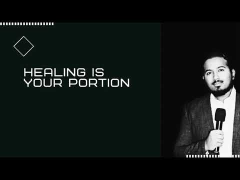 HEALING IS YOUR PORTION - POWERFUL PRAYERS WITH EVANGELIST GABRIEL FERNANDES