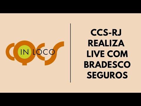 Imagem post: CCS-RJ realiza live com Bradesco Seguros