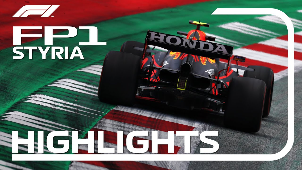 FP1 Highlights | 2021 Styrian Grand Prix