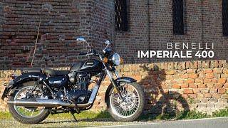 Benelli Imperiale 400- Scheda tecnica