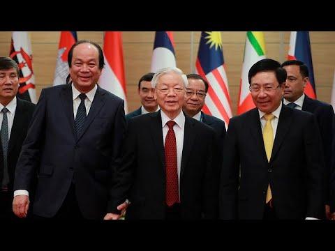 China y otros 14 países firman el tratado comercial más grande del mundo sin EE. UU.