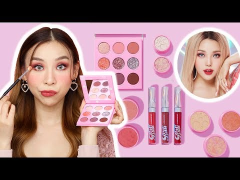 Colourpop x Pony Bitti Makeup 👍🏻 or 👎🏻? | TINA TRIES IT