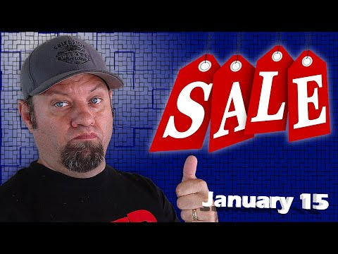 Ham Radio Shopping Deals for January 15th