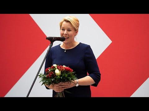 Megválasztották Berlin első női polgármesterét