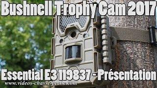 Bushnell Trophy Cam Essentiel E3 réf. 119837