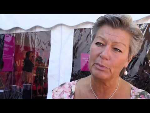 LiU i Almedalen: Etableringsminister Ylva Johansson (S)