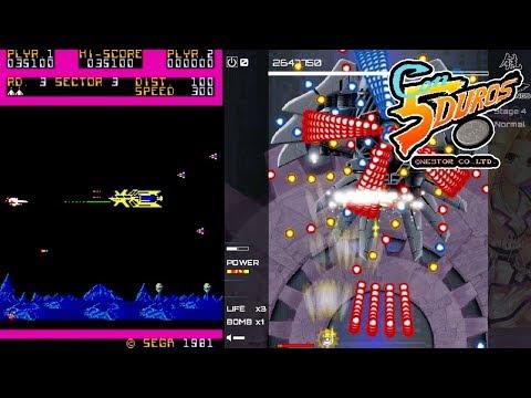 "SPACE ODYSSEY - ""CON 5 DUROS"" Episodio 797 (+ Gun Wings / PC-Steam) (1cc) (3 loops)"