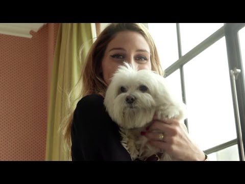 Talking Fashion With Olivia Palermo | Allure