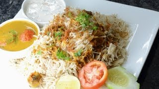 Curry Biryani ..