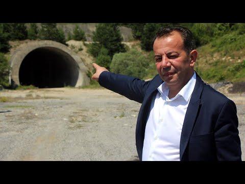 Bolu'da atıl tünellerin soğuk hava deposu yapılması isteği