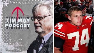 Tim May Podcast: Kirk Barton breaks down line, Ohio State camp update