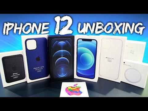My Massive iPhone 12 Pro Unboxing!