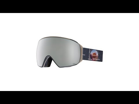 Anon Toric Goggle Lens Technology