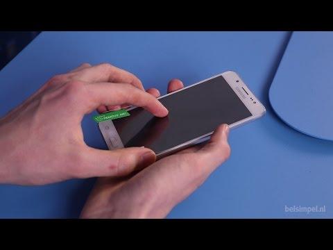 Tips & Tricks - Plastic screenprotector aanbrengen