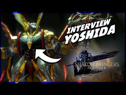 Le raid Bozja Patché ? Plus de contenu limité dans le temps ? l'interview de Yoshida !