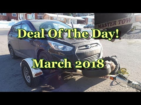 Deal Of The Day For March 2018