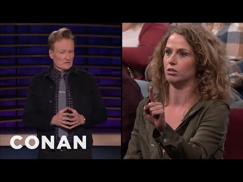 Just OK Is Not OK With Conan - CONAN on TBS