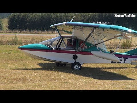 A boat lands at the Tokoroa Airfield (NZTO) - UCQ2sg7vS7JkxKwtZuFZzn-g