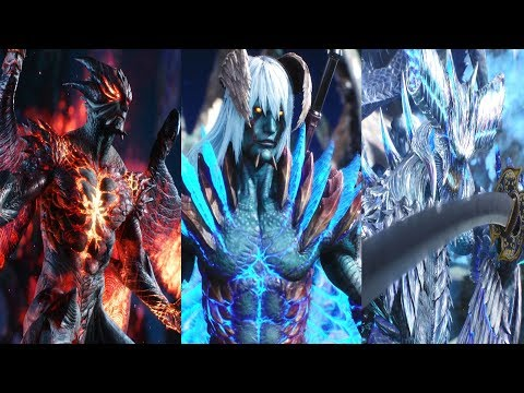 Devil May Cry 5 - All Character Transformations (Dante, V, Nero, Vergil) DMC5 2019 - UCfVhjM2_XVvO5eGbOK-MO0A