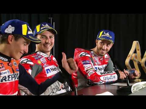 #BestBikeMoment MotoGP Austrian GP: Compilation