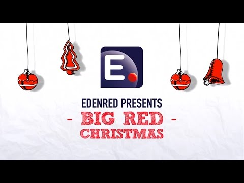 Edenred's Big Red Christmas - Incentive & Rewards