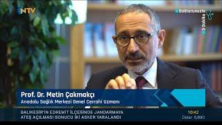 Prof. Dr. Metin Çakmakçı - Meme kanseri nedir? Meme kanseri belirtileri nelerdir? (Meme kanseri tedavi yöntemleri) - NTV
