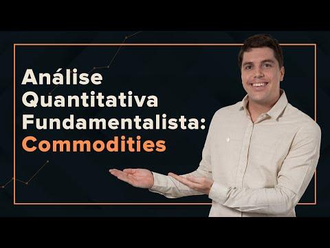 Como investir em empresas do setor de commodities usando a análise quantitativa fundamentalista.