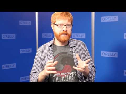 Ian Varley from Salesforce Interview - OSCON Texas 2016