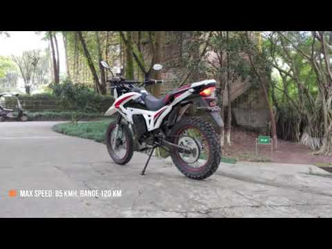 Powerful Electric Motorcycle DENZEL LIBERTY