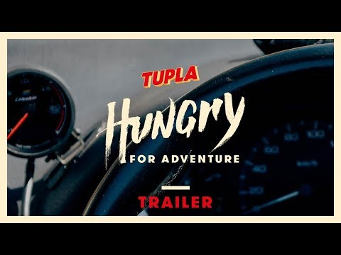 Hungry for Adventure: Fukushima Drift - traileri