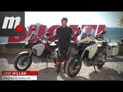 Ducati Multistrada 1260 Enduro | Presentación / Primera Prueba / Test / Preview en español