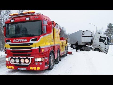 Scania 8x4 Boniface vs MAN - Heavy Recovery -  Sweden - UCAb6IVLGYnzcnfxe4LKD-aw