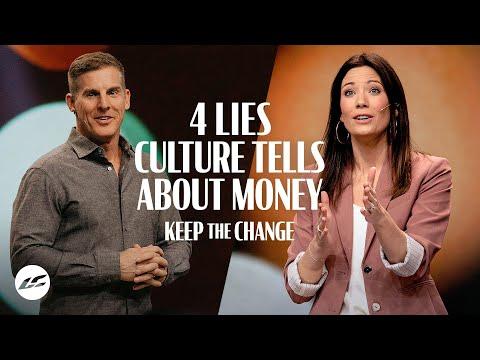 4 Lies Culture Tells About Money