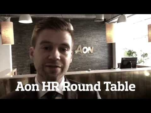 HR Round Table  |  Aon, Strandgade 4C