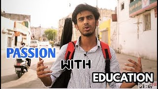 PASSION AND EDUCATION TOGETHER ? (Getting My Degree & Guitar)